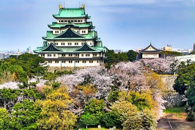 愛知といえば名古屋城!