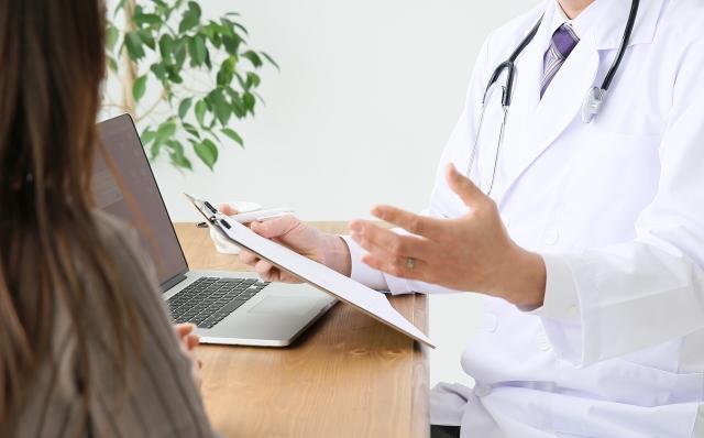 管理栄養士、病院